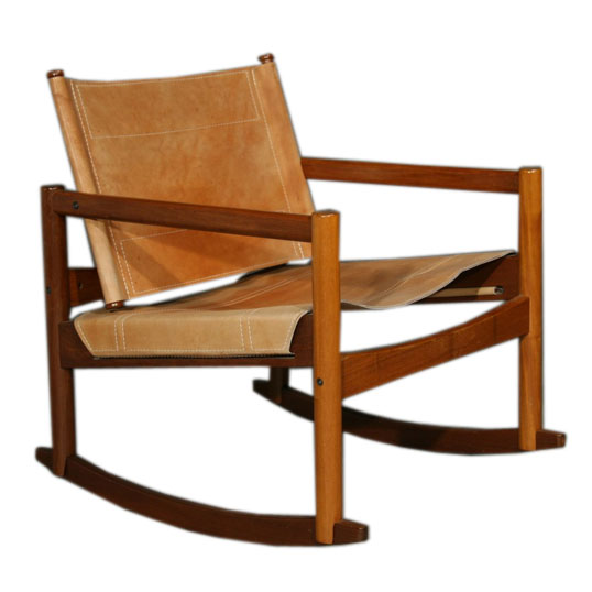 Sling Rocking Chair With Sling Chair Rocker.
