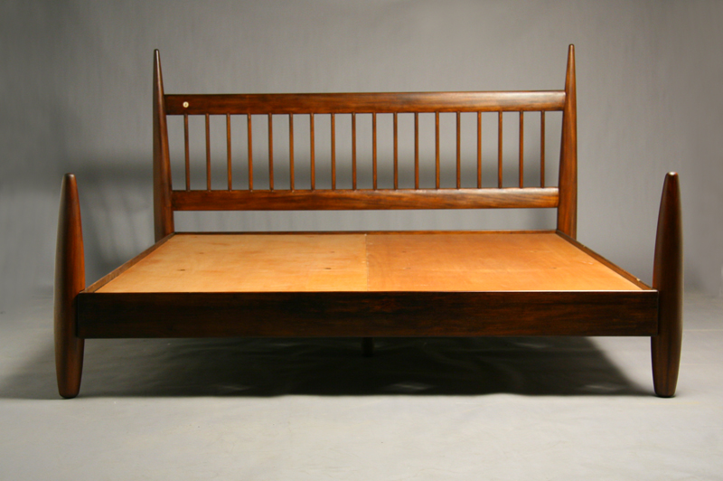 Even more rare is to find one that accommodates today's thirst for the  largest bed's possible. This bed frame fits a California king size mattress  and is ...